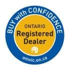 Ontario Registered Dealer