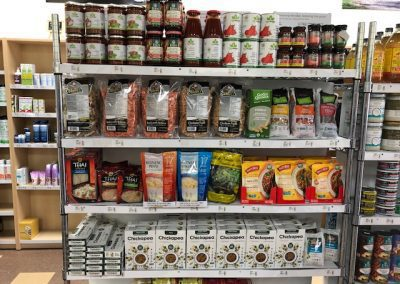 Dry Foods and Sauces