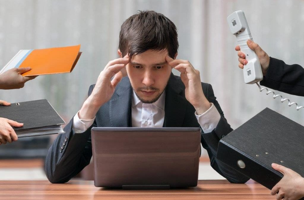 Is Your Mental Health Suffering Because of Your Business?