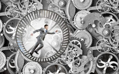 Is Your Business A Self Created Hamster Wheel?