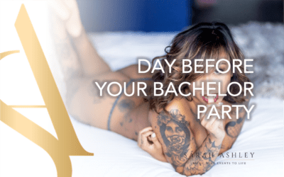 The Day Before Your Bachelor Party